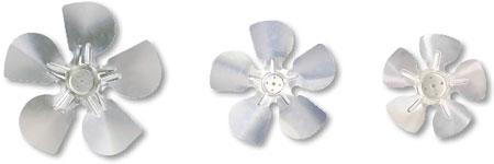 aluminium-blades
